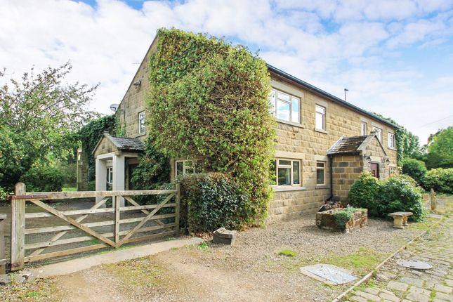 Thumbnail Barn conversion to rent in Iron Row, Burley In Wharfedale, Ilkley