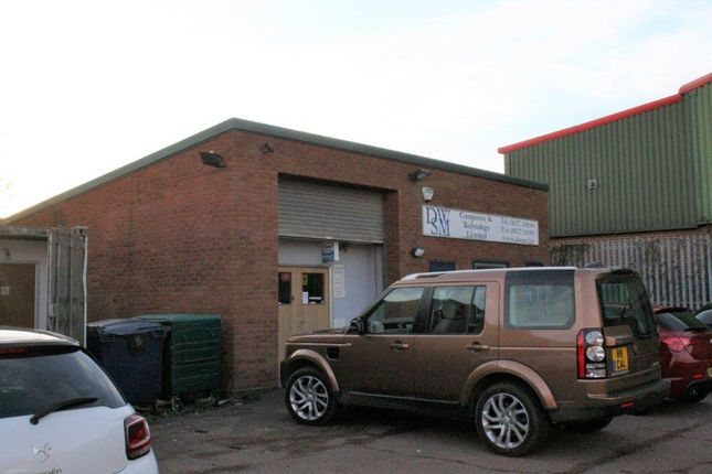 Thumbnail Industrial for sale in Claymore Tame Valley Industrial Estate, Tamworth