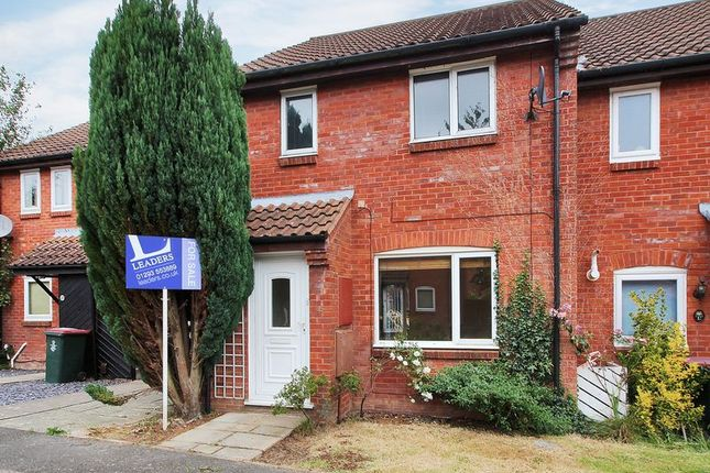 Thumbnail Terraced house for sale in Oakapple Close, Tollgate Hill, Crawley, West Sussex