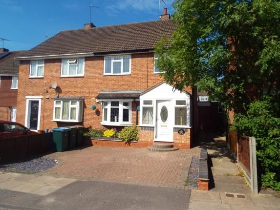 Thumbnail Semi-detached house for sale in Moat Avenue, Green Lane, Coventry, West Midlands