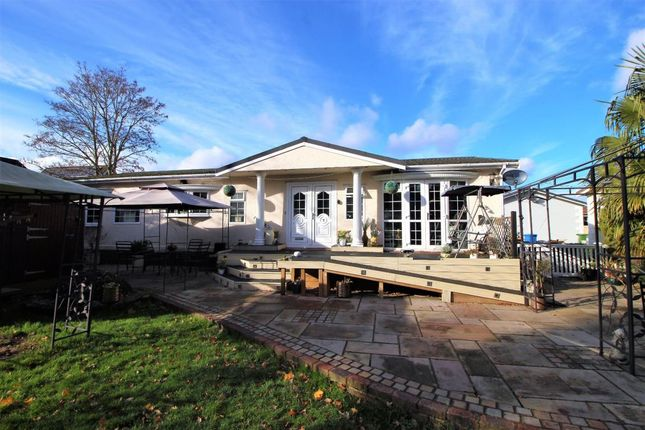 Thumbnail Bungalow for sale in Devon Close, Sandhurst
