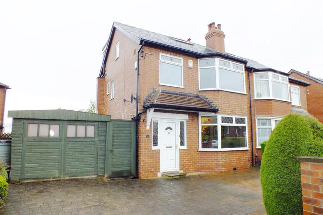 Thumbnail Semi-detached house to rent in Talbot Avenue, Roundhay, Leeds
