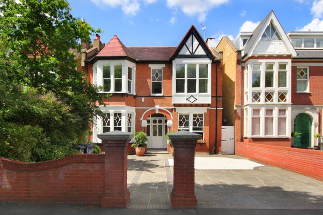 Thumbnail Detached house to rent in The Avenue, London