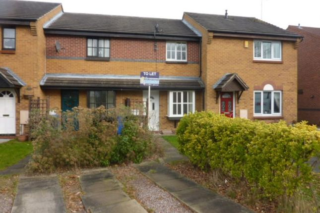 Thumbnail Town house to rent in Hedgerow Gardens, Oakwood, Derby