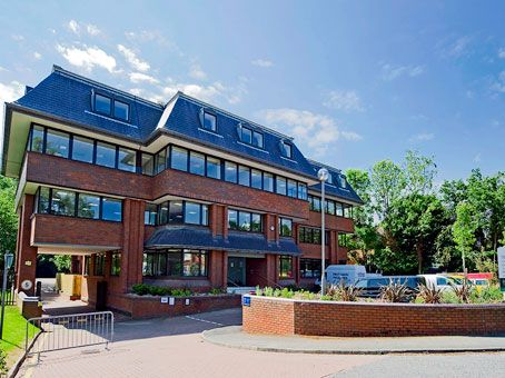 Thumbnail Office to let in Afon Building, Worthing Road, Horsham