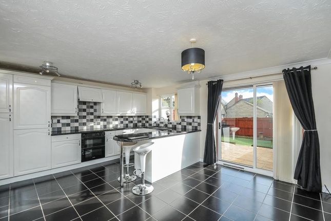 Thumbnail Town house to rent in New Langford Village, Bicester