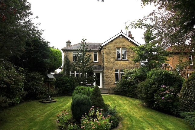 Thumbnail Detached house for sale in Holme Lane, Sutton-In-Craven, Keighley
