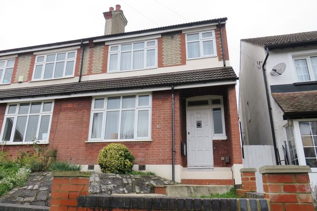 Thumbnail Semi-detached house for sale in Guy Road, Wallington