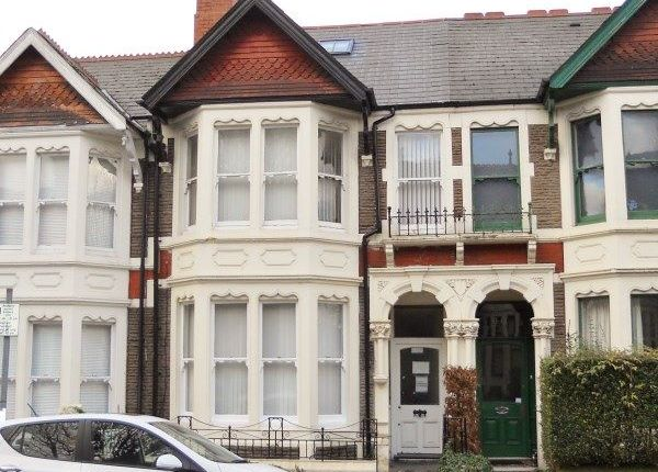 Thumbnail Terraced house for sale in Shirley Road, Roath, Cardiff