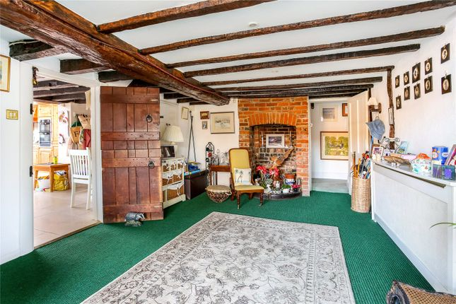 Entrance Hall of Lower Common, Eversley, Hook, Hampshire RG27