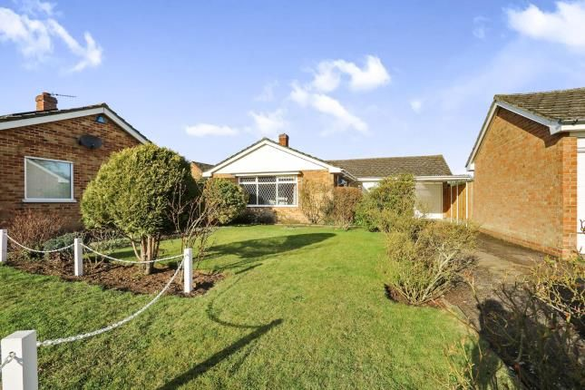 Thumbnail Bungalow for sale in Attleborough, Norfolk