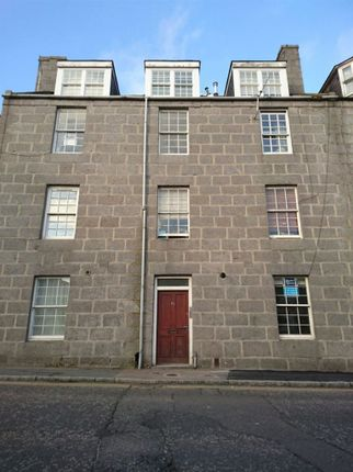 Thumbnail Flat to rent in Bon Accord Street, Aberdeen