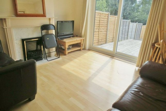 Thumbnail Terraced house to rent in Beatty Avenue, Brighton