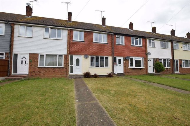 3 bed terraced house for sale in Larkswood Road, Corringham, Essex SS17