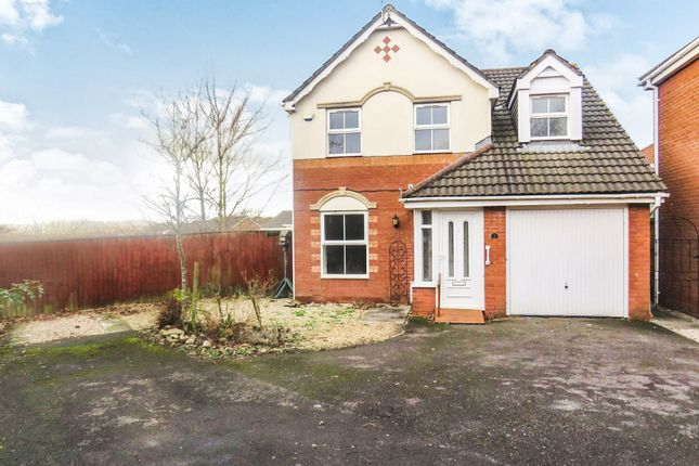 Thumbnail Detached house for sale in Gilbert Lane, Barry