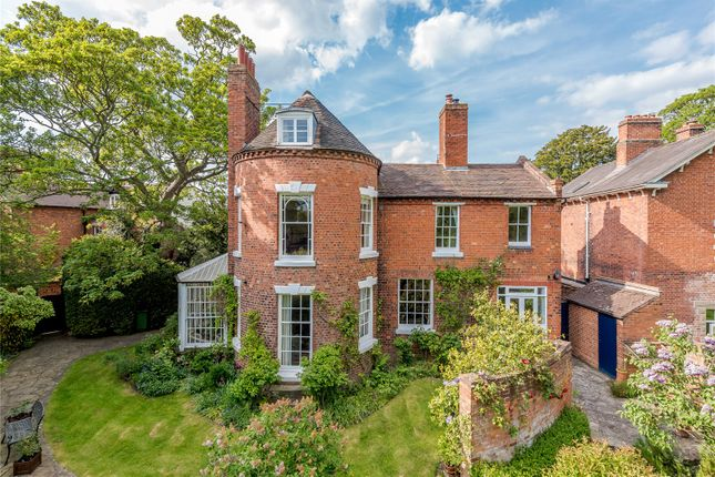 Thumbnail Detached house for sale in Mill Road, Shrewsbury