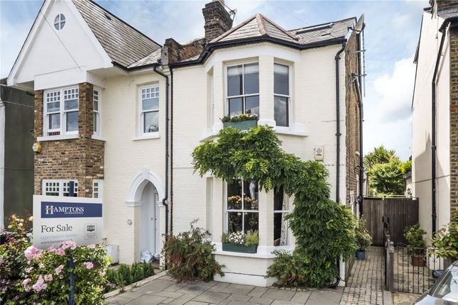 Thumbnail Detached house for sale in Amity Grove, London