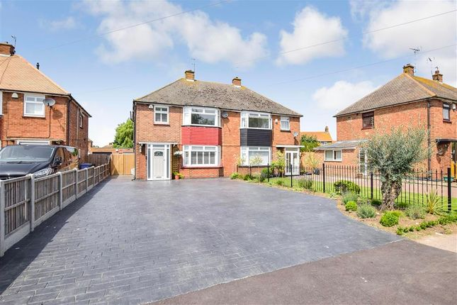 3 bed semi-detached house for sale in Southview Gardens, Sheerness, Kent ME12