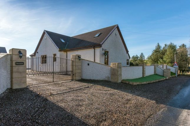 Thumbnail Detached house for sale in Fintry, Turriff, Aberdeenshire