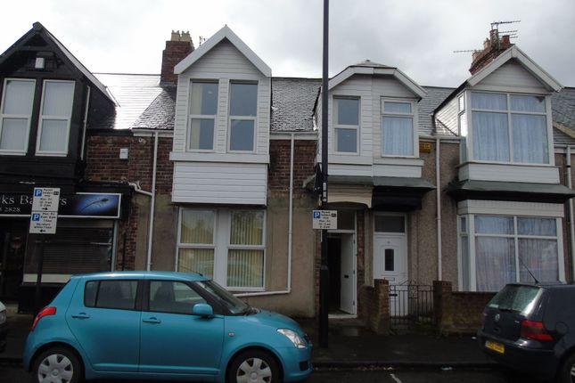 Thumbnail Flat for sale in Whitehall Terrace, Sunderland