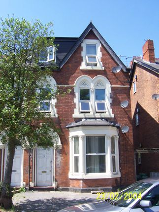 Thumbnail Flat to rent in Hunton Rd, Erdington