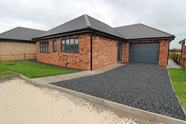 Thumbnail Detached bungalow for sale in The Rayner, Heynings Court, Knaith Park