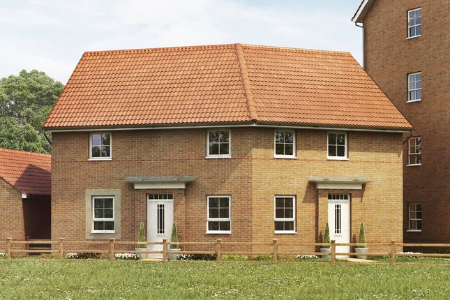 """Thumbnail Flat for sale in """"Hadleigh"""" at Prior Deram Walk, Coventry"""