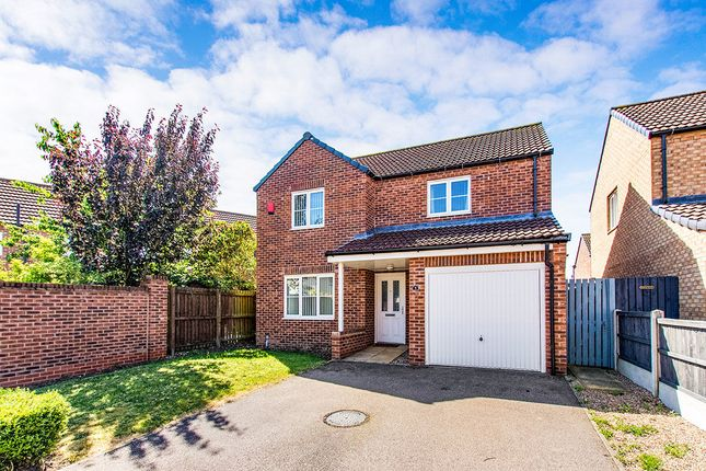 Thumbnail Detached house to rent in Raven's View, Witham St. Hughs, Lincoln