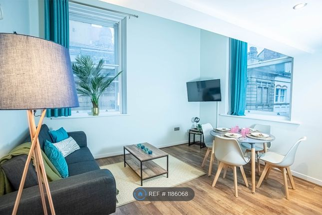 Thumbnail Flat to rent in Fenwick Street, Liverpool