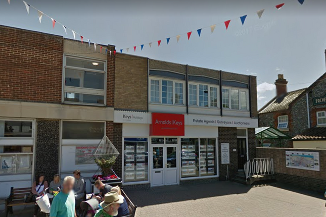 Thumbnail Retail premises for sale in Station Road, Sheringham