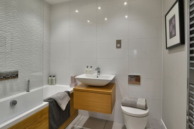 """Thumbnail Flat for sale in """"The Kinglass (Gf)"""" at Queensferry Street, Glasgow"""