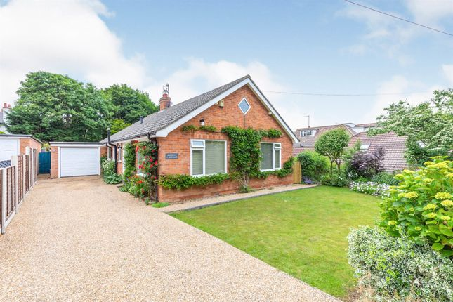 Thumbnail Detached bungalow for sale in Carr Lane, Overstrand, Cromer