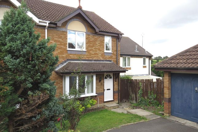 Thumbnail Semi-detached house for sale in Acland Road, Woodlands, Ivybridge