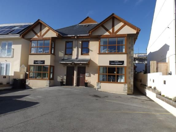 Thumbnail Flat for sale in 16 Edgcumbe Gardens, Newquay, Cornwall