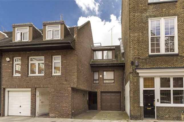 Thumbnail Terraced house for sale in Logan Place, Kensington, London