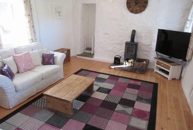 Sitting Room of Bridge Cottage, Jordanston Bridge, Castlemorris SA62