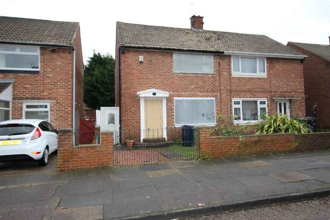 Thumbnail Semi-detached house for sale in Avonmouth Road, Sunderland, Tyne And Wear