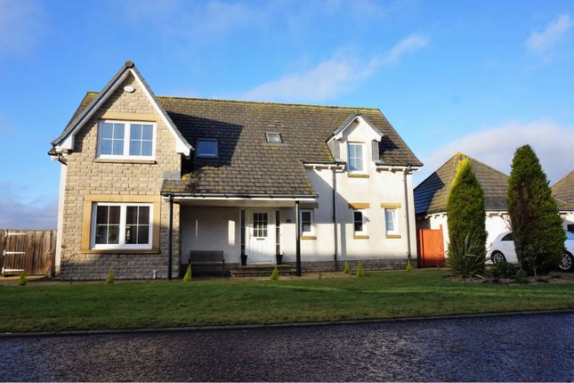Thumbnail Detached house for sale in Keillor Croft, Kellas, Broughty Ferry, Dundee