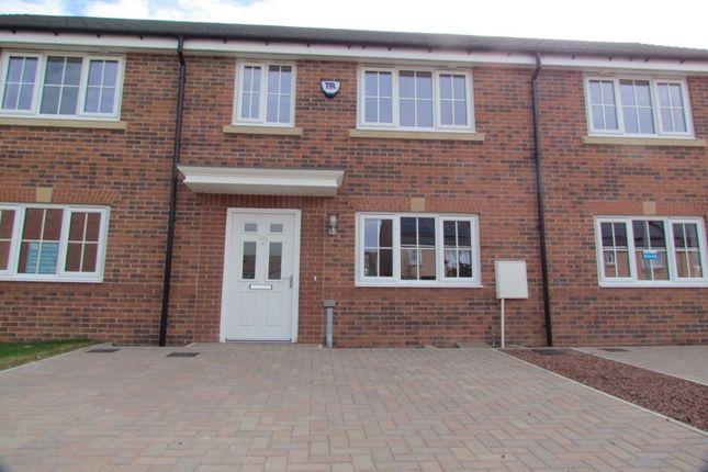 Terraced house for sale in Jefferson Grove, Seaton Delaval, Whitley Bay
