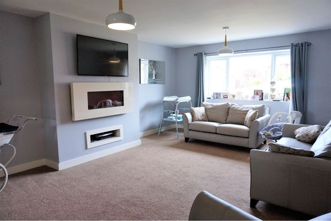 Thumbnail Detached house for sale in Redoak Avenue, Barrow-In-Furness