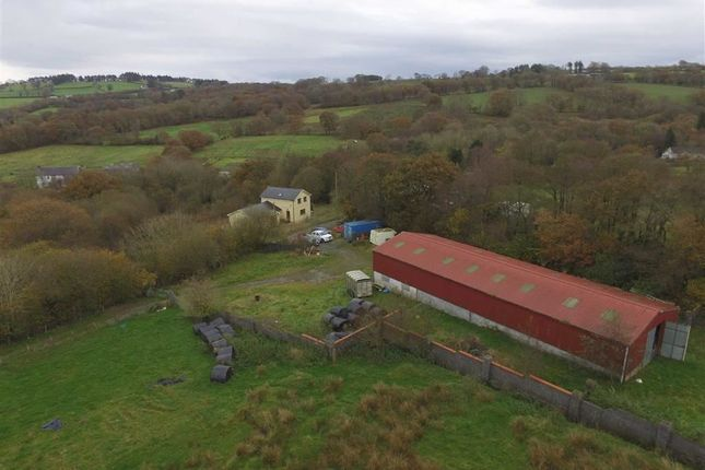 Thumbnail Farm for sale in Lampeter, Ceredigion