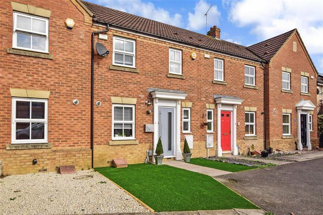Thumbnail Terraced house for sale in Doulton Close, Harlow, Essex