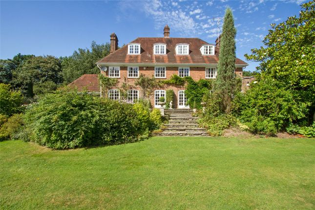Thumbnail Detached house for sale in Gillham's Lane, Haslemere, Surrey