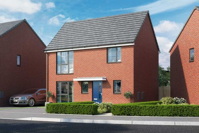 """Thumbnail Property for sale in """"The Trent"""" at Goscote Lane, Bloxwich, Walsall"""