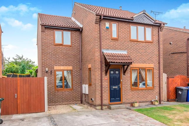 Thumbnail Detached house for sale in Brampton Lane, Armthorpe, Doncaster, South Yorkshire