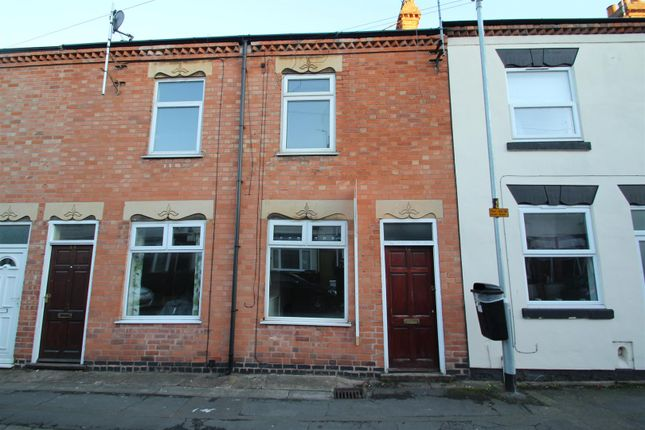 Thumbnail 3 bed terraced house for sale in St. Peters Street, Syston, Leicester