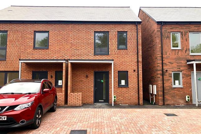 Thumbnail Property to rent in Vicarage Road, Wednesfield, Wolverhampton