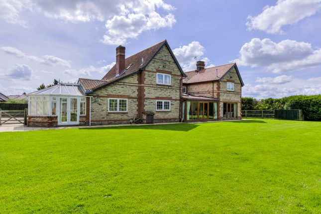 Thumbnail Detached house for sale in Norton, Bury St Edmunds, Suffolk