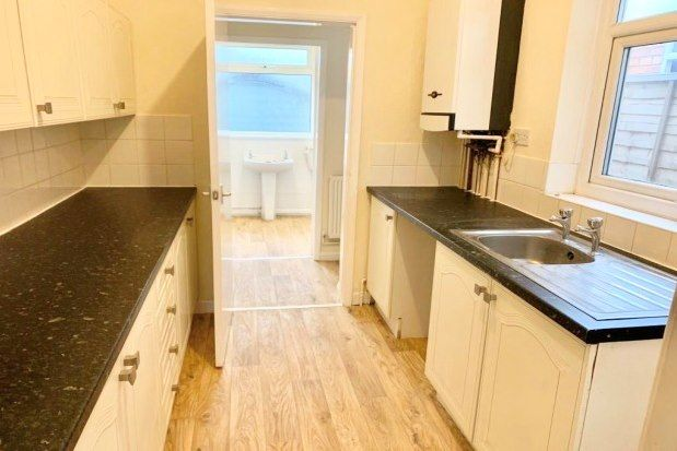 Thumbnail Terraced house to rent in Granville Avenue, Nottingham