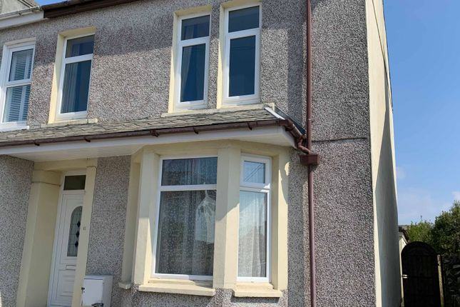 3 bed semi-detached house to rent in Slades Road, St. Austell PL25